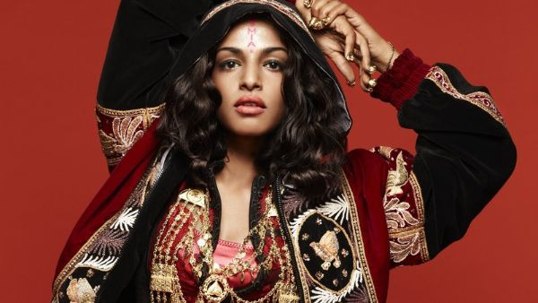 M.I.A Richest Female Rappers right now