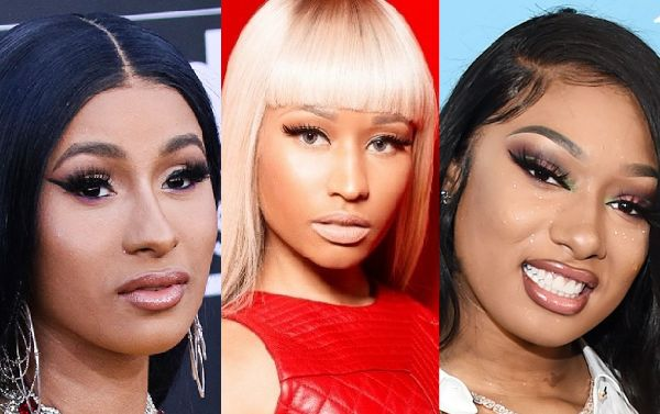 Top 20 Richest Female Rappers Right Now