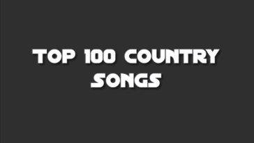 iTunes Top 100 Country Songs Chart`
