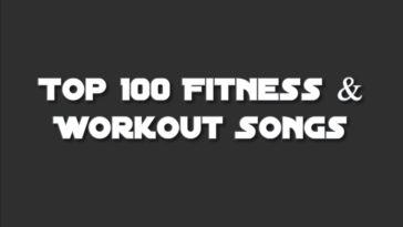 iTunes Top 100 Fitness & Workout Songs Chart