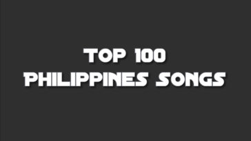 iTunes Top 100 Philippines Songs Chart