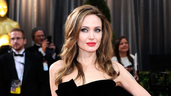 Angelina Jolie - Top Hollywood Actresses in the world