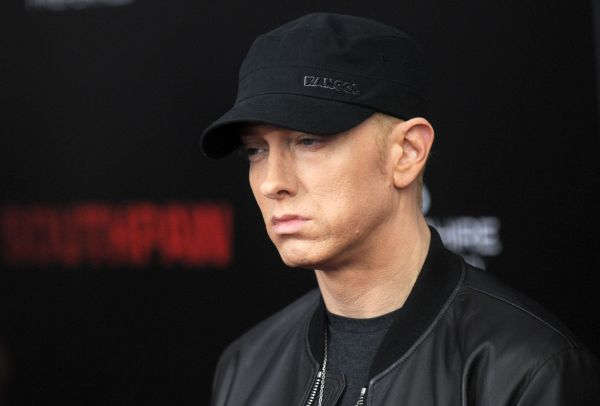 Eminem Richest Rappers in the World