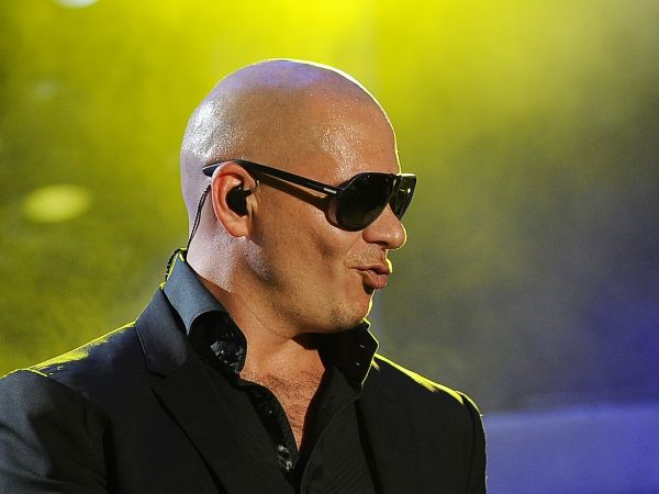 Pitbull Richest Rappers in the World