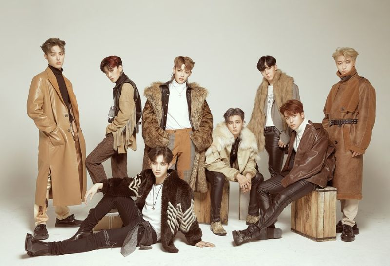 Ateez Top 20 Most Popular K-pop Group in the world