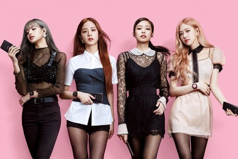 Blackpink Top 20 Most Popular K-pop Group in the world