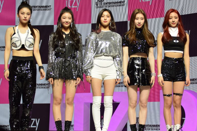 ITZY Top 20 Most Popular K-pop Group in the world