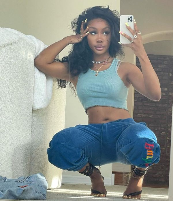 SZA Hottest Female Rappers in the world