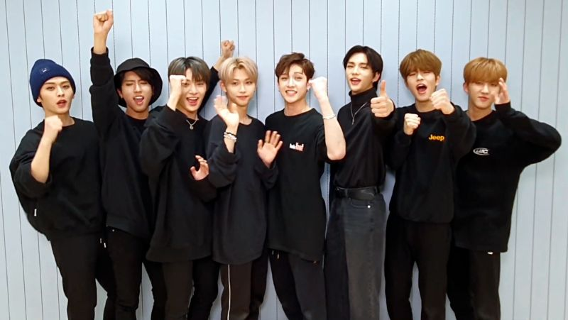 Stray Kids Top 20 Most Popular K-pop Group in the world