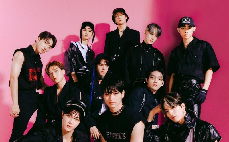 The Boyz Top 20 Most Popular K-pop Group in the world