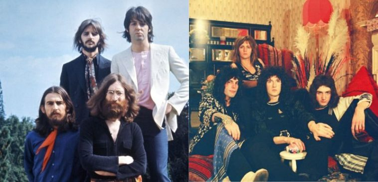 The Beatles Vs. Queen - Who is More Popular Band Group